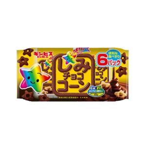 ギンビス しみチョココーン 6パック 132g(22g×6小袋)×1袋|mizota