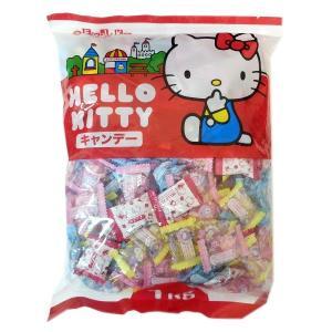 1キロ入り ハローキティキャンデー 業務用タイプ 1kg×8袋 パーティーサイズ 扇雀飴本舗 約270粒 mizota