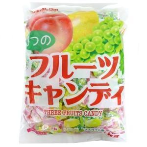 1キロ入 3つのフルーツキャンディ 徳用袋 1kg入×80袋【扇雀飴本舗】1袋約260粒前後入り【代引き不可】|mizota