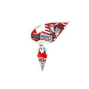 ディズニー アイデアル パラソル型チョコ4本X80袋入(320本)フルタ製菓|mizota