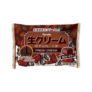 生クリームチョコ プレミアムビター ファミリーパック【フルタ製菓】