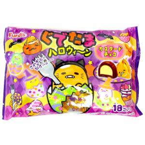 希望小売価格500円(税別)×5袋:税別2,500円   かわいいぐでたまチョコ ファミリーサイズが...