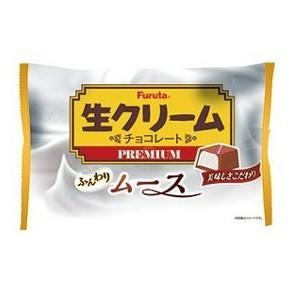 生クリームチョコプレミアム ムース ファミリーパック フルタ製菓 mizota