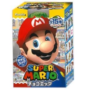チョコエッグ ス―パーマリオ 10個入り8BOX 12月14日発売予定 フルタ製菓 SUPER MARIO 代引き・振込み・キャンセル不可|mizota