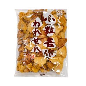 希望小売価格:1袋 250円(税別)  醤油せんべいとゴマ醤油せんべいの2種類が入った割れせんべい。...