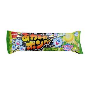 あわあわボンバー レモンソーダ味 20個入5BOX 明治チューインガム フーセンガム mizota