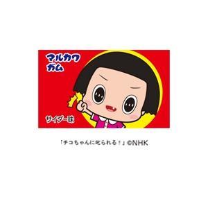 チコちゃん ガム サイダー味【マルカワ】55入り1BOX