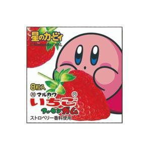 星のカービィ マーブルガム いちご味マーブルガム 18個入り6BOX マルカワ mizota
