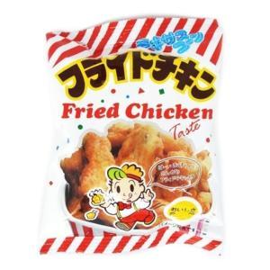 【松山製菓】フライドチキンスナック 10g×30袋入り テキサスコーン フライドチキン 駄菓子 スナック|mizota