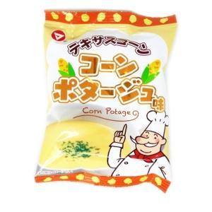 【松山製菓】コーンポタージュスナック 10g×30袋入り テキサスコーン コンポタ 駄菓子 スナック|mizota