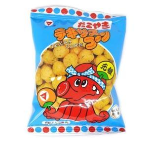 【松山製菓】たこ焼きスナック 10g×30袋入り テキサスコーン たこ焼き 駄菓子 スナック|mizota