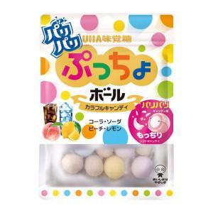 ぷっちょボール 6袋入り1BOX UHA味覚糖|mizota