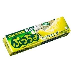 ぷっちょ イバラキングメロン UHA味覚糖 10個入り1BOX|mizota