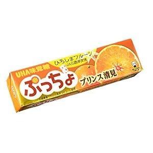 ぷっちょ プリンス清見 UHA味覚糖 10個入り1BOX|mizota