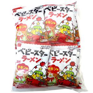 ベビースターラーメン チキン味ミニ 23g×20袋 おやつカンパニー|mizota