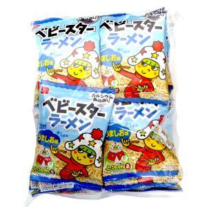 ベビースターラーメン うましお味ミニ 21g×20袋 おやつカンパニー|mizota