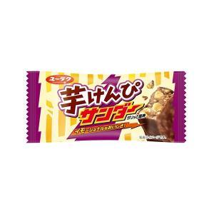 有楽製菓 芋けんぴサンダー 20個入り1BOX  夏季クール便配送(別途220円〜)|mizota