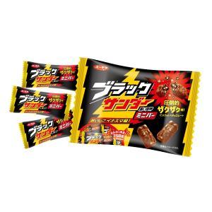 有楽製菓 ブラックサンダー ミニバー 173g【夏季クール便配送(別途220円〜)】|mizota