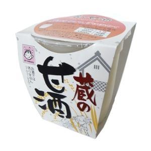 あま酒 ヤマク食品 蔵の甘酒 180g×12個 アルコール分なし ビタミン補給 栄養補給|mizota