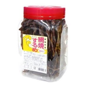 よっちゃん 網焼するめ(ポット)80円×30枚入×16ポット|mizota