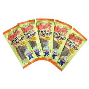 よっちゃん食品 けんこうカムカム 国内加工 味あたりめ 12g×5袋 駄菓子 珍味|mizota