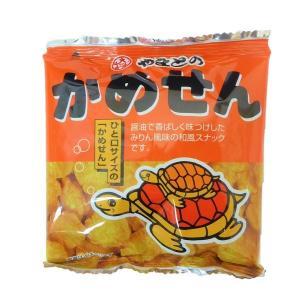 【大和製菓】やまとのかめせん 8g×30袋入り 駄菓子 スナック|mizota