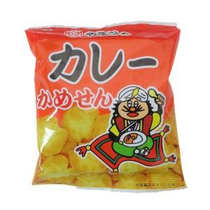 【大和製菓】やまとのカレー味かめせん 8g×30袋入り 駄菓子 スナック|mizota