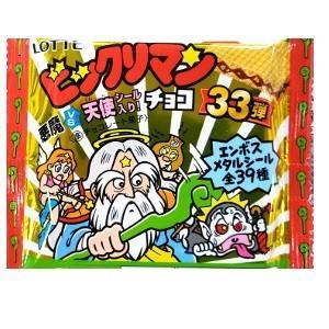 ビックリマン 悪魔VS天使 第33弾 30個入り1BOX  ビックリマンチョコ ロッテ|mizota