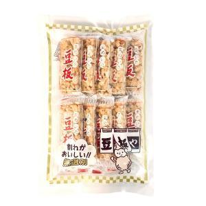 豆板(MAMEITA) 平袋(12枚入り)×6袋 中山製菓 mizota