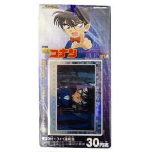 名探偵コナン トレーディングカード 劇場版 30付 2003年発売品 天田印刷加工(現:エンスカイ)|mizota