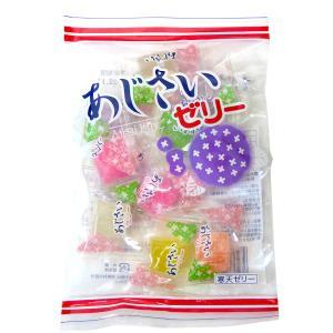 あじさいゼリー 寒天ゼリー 135g 丸一製菓 mizota