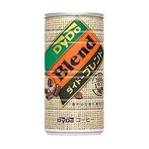 DyDo ダイドーブレンドコーヒー(缶コーヒー) 30本入り1ケース|mizota