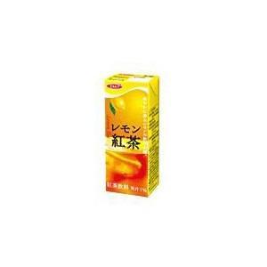 ★送料無料★レモン紅茶 200mlパック【エルビー】100円×24個×10ケース卸販売|mizota