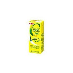 ★送料無料★Cレモン 200mlパック【エルビー】100円×24個×10ケース卸販売|mizota