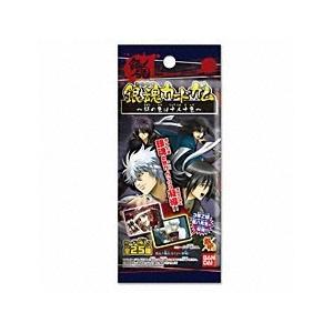 銀魂カードガム〜絆の色は十人十色〜【バンダイ】20個入り1BOX|mizota
