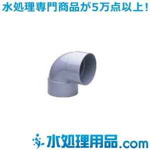 旭有機材工業 大口径継手 90°エルボ  VU-DL型 300A AVVU-DL300|mizu-syori