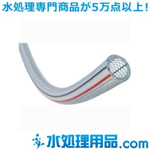 トヨックス トヨロンホース カット品 25×33mm(1mあたり) TR-25C|mizu-syori