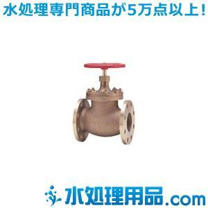 キッツ 青銅・黄銅バルブ グローブ DBH型 2インチ(50A) DBH-2|mizu-syori