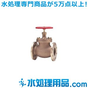 キッツ 青銅・黄銅バルブ グローブ DBH型 3インチ(80A) DBH-3|mizu-syori