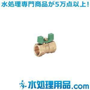 キッツ 青銅・黄銅バルブ Tボール TKW型 3/4インチ(20A) TKW-3/4|mizu-syori
