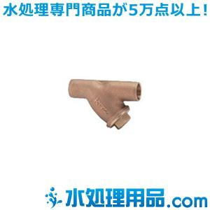 キッツ 青銅・黄銅バルブ Y形ストレーナ CY型 鋼管接続用 1インチ(25A) CY-1|mizu-syori