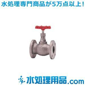 キッツ ステンレス鋼バルブ グローブ UAB型 1.5インチ(40A) UAB-1.5 mizu-syori