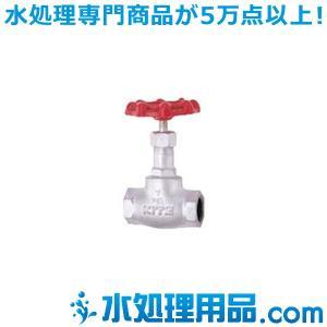 キッツ ダクタイル鉄バルブ グローブ 10SJ型 2.5インチ(65A) 10SJ-2.5|mizu-syori