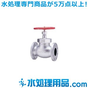 キッツ ダクタイル鉄バルブ グローブ 10SDBF型 1インチ(25A) 10SDBF-1 mizu-syori