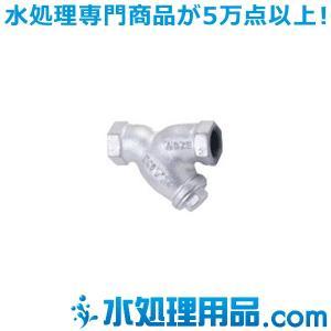 キッツ ダクタイル鉄バルブ Y形ストレーナ 10FDYK型 3/8インチ(10A) 10FDYK-3/8|mizu-syori