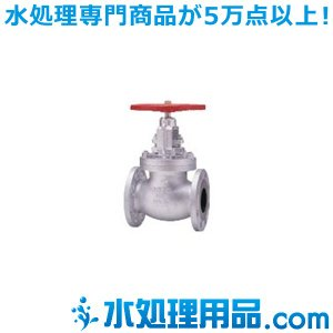キッツ ダクタイル鉄バルブ グローブ G-16SPBO型 12インチ(300A) G-16SPBO-12|mizu-syori