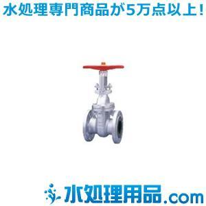 キッツ ダクタイル鉄バルブ ゲート 16SMBO型 12インチ(300A) 16SMBO-12|mizu-syori