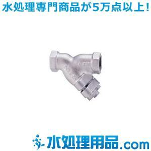 キッツ ダクタイル鉄バルブ Y型ストレーナ 20FDY型 1/2インチ(15A) 20FDY-1/2|mizu-syori