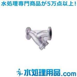 キッツ ダクタイル鉄バルブ Y型ストレーナ 20FDYB型 3/8インチ(10A) 20FDYB-3/8|mizu-syori
