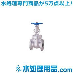 キッツ 鋳鉄バルブ ゲート 5FCM型 JIS規格品 4インチ(100A) 5FCM-4|mizu-syori